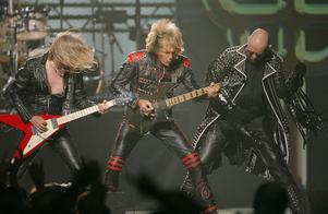 Judas Priest i Las Vegas. Foto: AP/Jae C. Hong