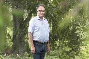 Kjell Andersson, skogskonsulent på Skogsstyrelsen.