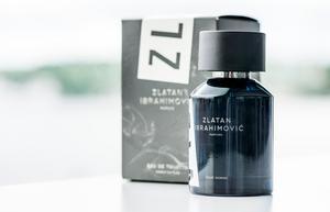 Foto: Marcus Ericsson / TT Gärningsmännen stal åtta flaskor av Zlatans parfym.