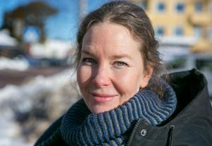Maria Klevemark är imponerad av allas engagemang för byskolorna och den drivkraft som finns ute i byarna.