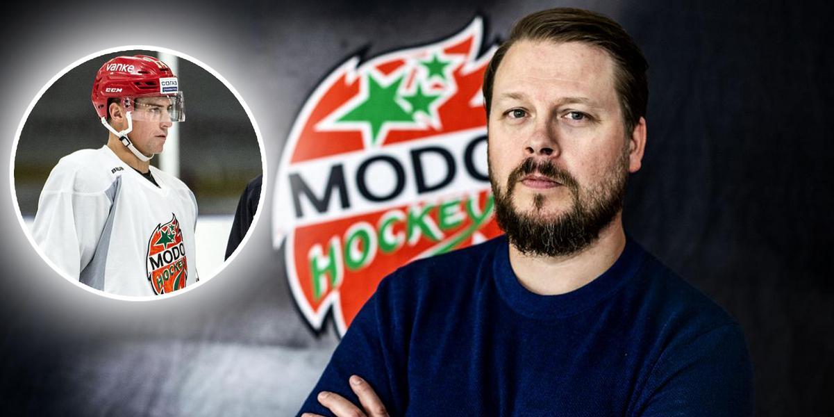 Modos sportchef berättar om nyförvärvet – och uppdaterar läget kring Tobias Viklund: