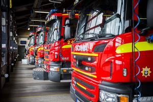 Räddningstjänsten larmades till en olycka mellan Råslätt och Norrahammar. Bilden är en genrebild.