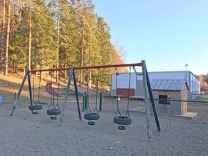 När modulhusen plockas bort kommer det att bli trångt för barnen på Segersängs förskola.