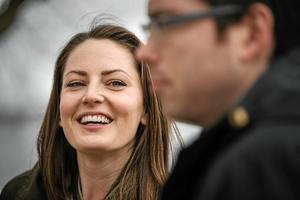 Jennifer Colliton berättar om livet i Mora med Jeremy.