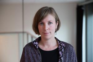 Hanna Klingborg (MP), lärare, Järna, 38 år.