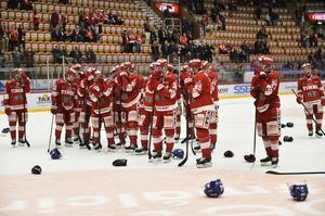 Den 6 april 2018 var SHL-kontraktet klart. Den 8 april 2019 var Timrå IK åter ett allsvenskt lag. Ett år och två dagar varade tiden i ishockeyns finrum för Rödvitt den här gången och det var ett sorgset och stukat lag som samlade ihop sig efter slutsignalen i den sista kvalmatchen mot de på förhand nederlagstippade motståndarna från Oskarshamn.