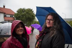 Hur kan de ha tillåtit att det gick så långt, undrar Annika Lindström Staaf, Britt-Marie Forsström, som jobbar i hemtjänsten i Bergsjö.