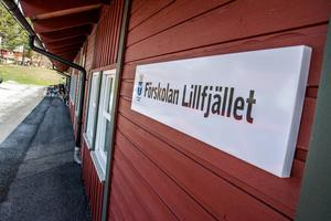 Lillfjällets förskola.