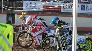 Speedway är mycket mer än bara heaten, menar insändarskribenten. Foto: Jessica Eriksson