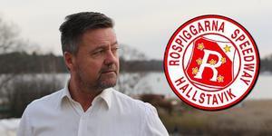 Kent Rensvik är ny ordförande i Rospiggarna speedway.