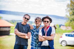 GES består av Anders Glenmark, Niklas Strömstedt och Thomas