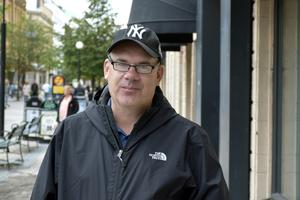 Anders Thorsell, 51, GIF-supporter, Sundsvall:
