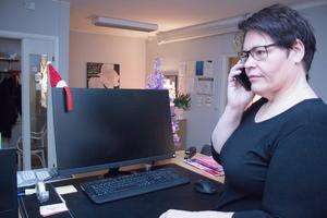 """Ledigheter kan vara svårare än vardagar för kvinnor som lever med partnerns våld, erfar Karin Lind Martinsen, ny verksamhetschef för kvinnojouren Kullan. """"Det blir mer tid tillsammans. Ingen ska till jobbet."""""""
