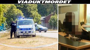 En kvinna hittades död vid en viadukt i Fagersta i juli i år. En 28-årig man har erkänt mordet. Foto: Henriette Ståhlberg/ Emma Larsson