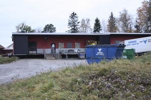 Faringe slakt- och kött AB i Huddunge.
