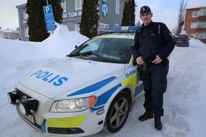 Anders Bälter, polisinsatschef, Vasaloppet Mora.
