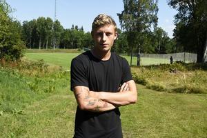 Anton Andreasson är redo för matchspel efter nästan ett års skadefrånvaro.