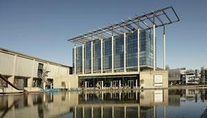 Nederländska Het Nieuwe Institut framhålls ofta som en förebild, en institution med ambitionen att vara en arena för diskussioner inom design och innovation.   Foto: Het Nieuwe Instituut