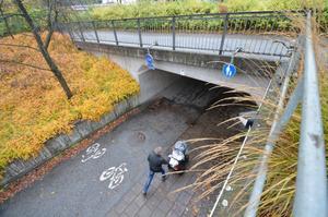 Det blir till att byta promenadstråk till vårvintern. Då inleds ombyggnationen av tunneln under järnvägen i centrala Kumla, med följd att tunneln stängs för genomfart under byggtiden.