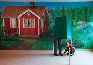 Valhemligeten är skör i det svenska systemet om väljaren inte själv säkrar den genom sitt agerande.