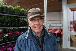 Christer Grahn, 69 år, Norrtälje: –Jag har ingenting emot ÖoB, men jag tycker att det är jättetråkigt att Sportringen försvinner. Det är den bästa sportaffären.