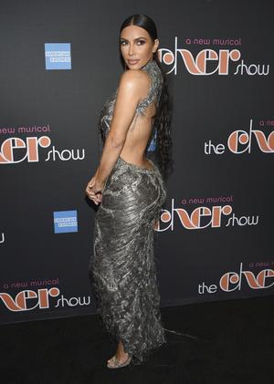 Influencern Kim Kardashians inflytande är oändligt. Foto: Evan Agostini/TT