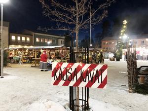 Julmarknaden Kajsa Kavat i Ramsele är en jultradition i Ramsele som lockar tusentals besökare.