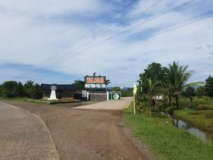 Iwahig Prison and Penal Farm i Filippinerna. Foto: Carl-Johan Bergman