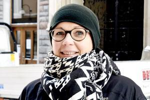 Beatrice Himmerlid, 47 år, ekologisk frisör, Sundsvall: