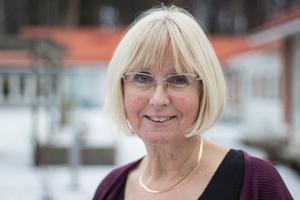 Rose-Marie Ring, enhetschef, går i pension i april och lämnar över till annan vårdpersonal att planera nya satsningar för äldre. Men hon är nöjd med de 20 nya rummen på Risholnsgården.