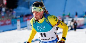Fredrik Lindström missar premiären i Pokljuka.