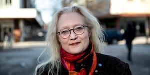 """""""Det som skrämmer mig är att andra partier vill ha mer överstatlighet = mer makt och rätt att ta ut skatter till unionen"""" skriver Agneta Nyvall (M), Borlänge. Foto: Mikael Hellsten"""
