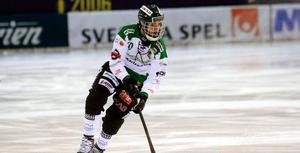 Mattias Johansson var en gigant mot Tellus.