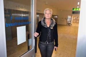 Liselott Sjöqvist, biträdande sjukhuschef.