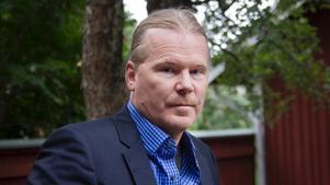 Försvarsadvokat Lars Jähresten.                       Foto: Susanna Ahnlund