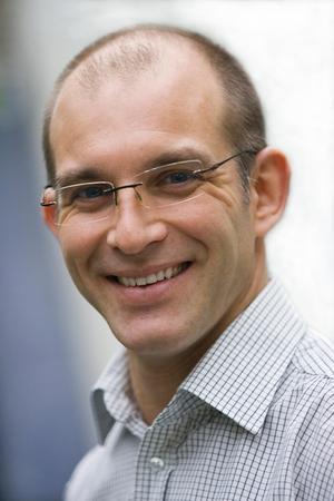 Håkan Kjellberg är skadedjursexpert på Anticimex. Foto: Pressbild