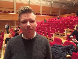 Emanuel Karlsten, ordförande för Medieakademin som kartlägger vilka som har makt i sociala medier.