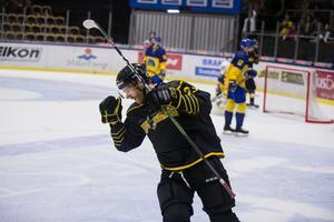 Kenny Källström satte 3–0-målet.