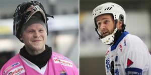 Kimmo Kyllönen och Joakim Hedqvist.