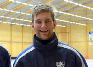 Joakim Björkman. Foto: Peo Karlström