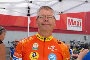 Arne Andersson är en utav ledarna.