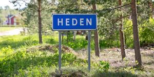Kommunfullmäktige beslutade att byn Heden ska ingå i det kommunala vatten och avloppsnätet.