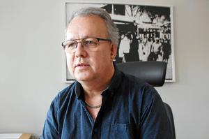 Janne Andersson, Dalatrafiks trafikchef, säger att han helst sett att projekten inte genomflörts samtidigt.
