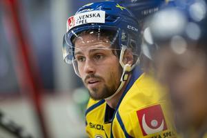 Mathias Bromé är på nytt uttagen i Tre Kronors trupp. Bild: Bildbyrån