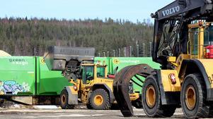 Omlastningen av biobränsle ökade under 2018 med 24 procent jämfört med föregående år.