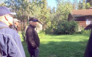 Den senaste vandringen gick till Östra Rönnäs.