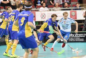 Emil Johansson är en av spelarna i den senaste landslagstruppen.