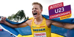 Henrik Larsson – guldgossen. Bild: Erik Simander/TT