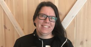 Olivia Söderlund tog över Hedeinfo vid nyår.