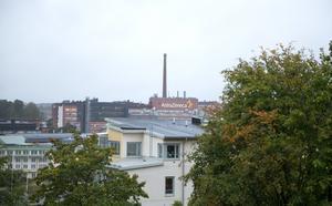 I Snäckviken, nära Astra Zenecas fabriksområde, har KTH flyttat in på sitt nya campus.
